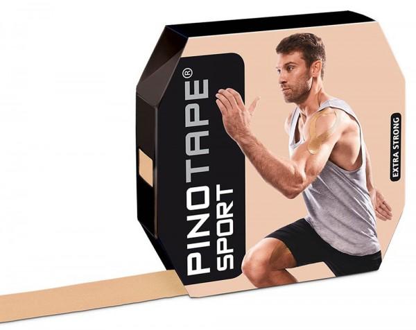 Pinotape Pro Sport in Profigröße 31 Meter (Light Beige)