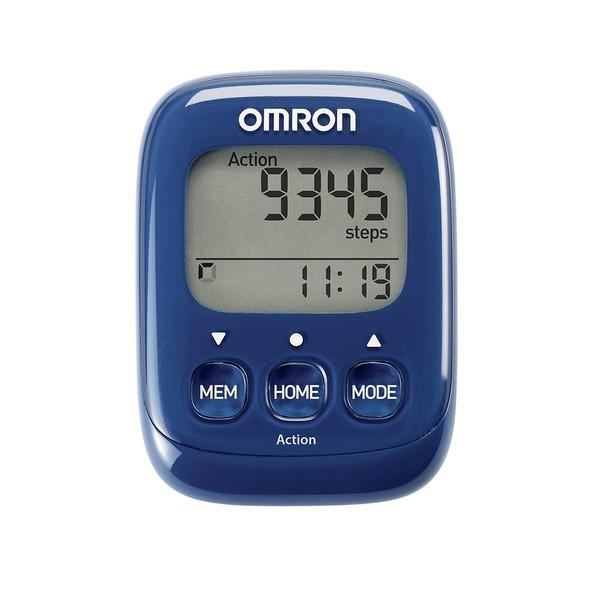 Omron Walking Style IV Schrittzähler HJ-325-EB - Farbe Blau 36300007