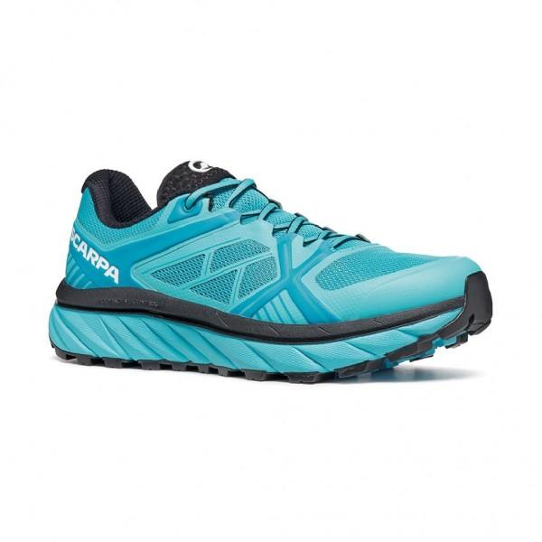 Scarpa Spin Infinity Damen Laufschuh Trail - 33075-L-0603 - Farbe Atoll/Scuba Blue