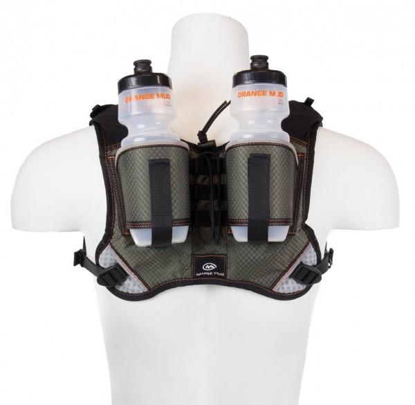 Orange Mud Hydra Quiver Vest Pack 2.0 Trinkrucksack - Schwarz
