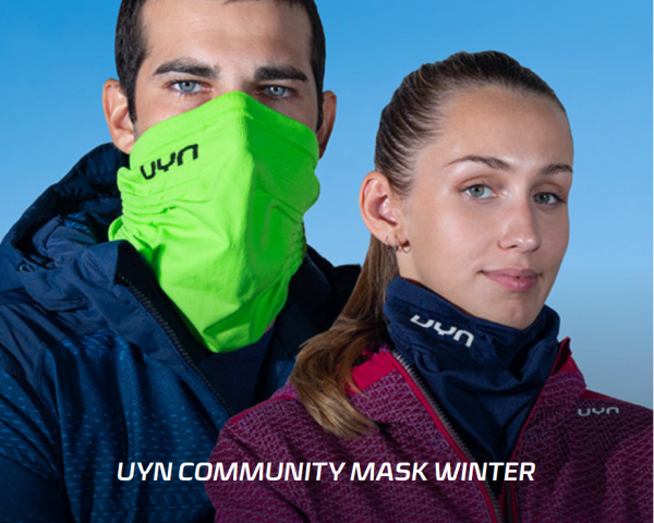 UYN Community Mask WINTER Unisex - M100016