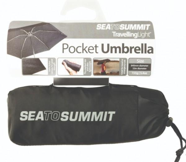 Sea to Summit Pocket Umbrella  Taschen Regenschim