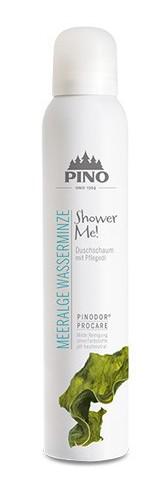 Pino Shower Me! Duschschaum Meeralge Wasserminze 200 ml