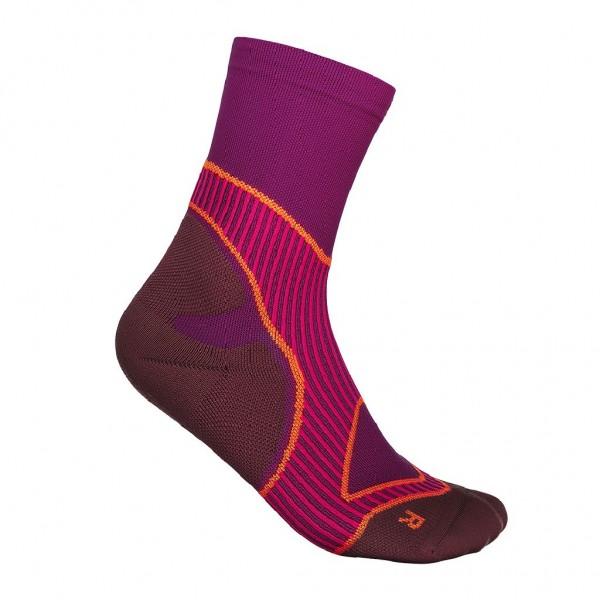Bauerfeind Run Performance Mid Cut Socks - Damen Laufsocken