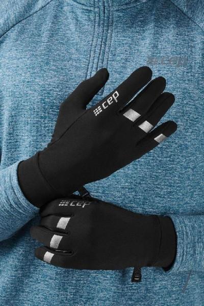 CEP Winter Run Gloves - Laufhandschuhe Unisex - W0M2W