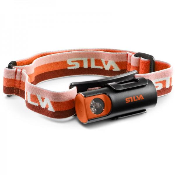 Silva Tipi Orange Stirnlampe
