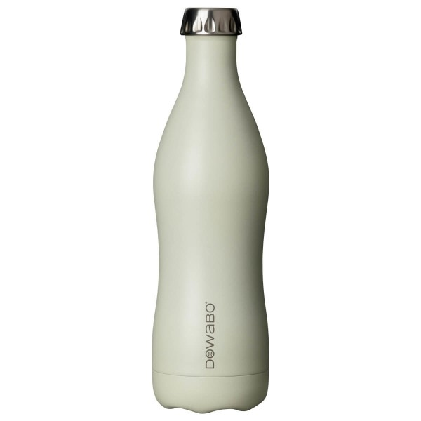 DOWABO Isolierflasche - Edelstahl Flasche - 750 ml Cocktail Collection Pina Colada - DO-075-coc-pin