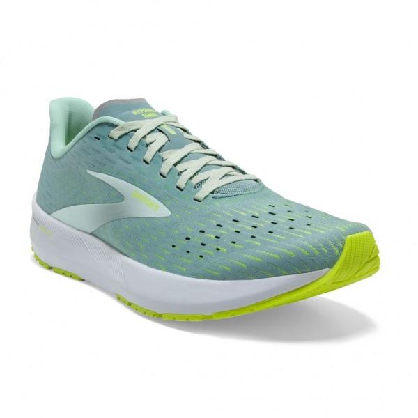 Brooks Hyperion Tempo Damen Laufschuh Wettkampf - 120328 1B 458 Blue/Aqua/Nightlife