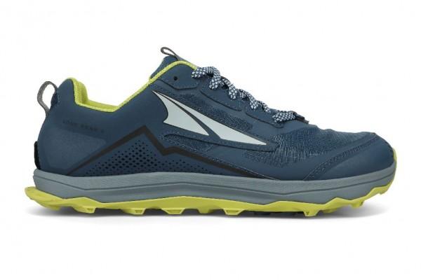 Altra Lone Peak 5 Herren Laufschuh Trail - AL0A4VQE408- Farbe Majolica Blue