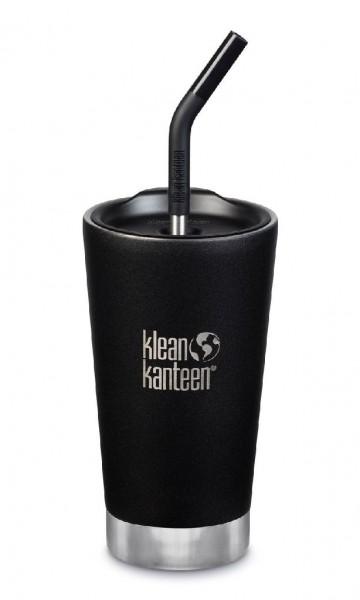 Klean Kanteen  473ml/16oz Tumbler Vacuum Insulated - Thermobecher Edelstahl