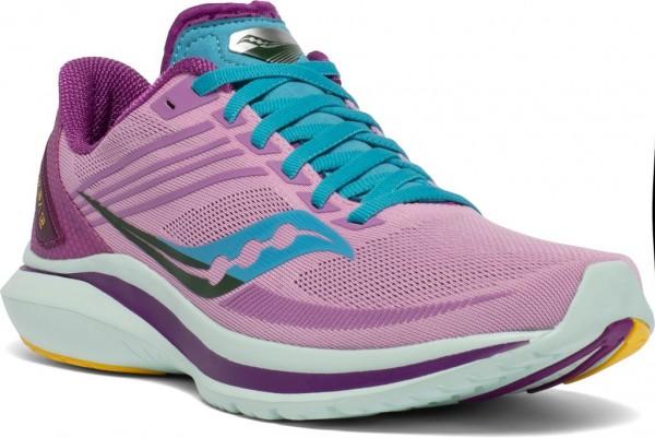 Saucony Kinvara 12 Damen Laufschuh Lightweight - S10619-26 Farbe Future Pink