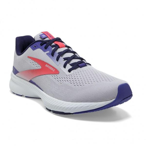 Brooks Launch 8 Damen Laufschuh Lightweight - 120345 1B 520 Lavender/Astral/Coral