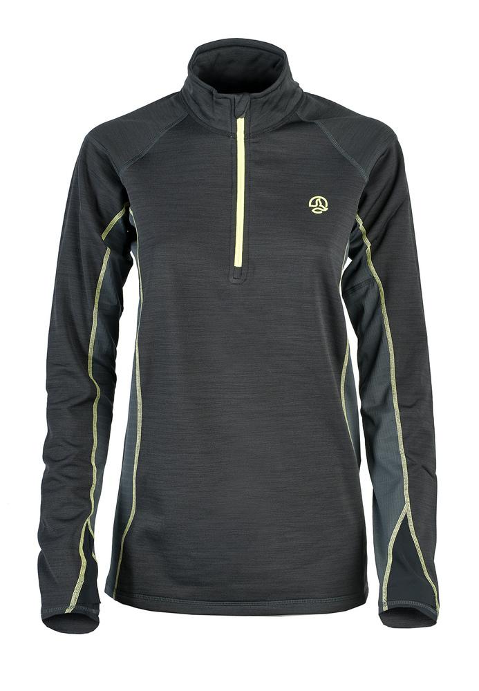 Ternua Men Noshaq 1-2 Zip Top Shirt - 1205351-5784