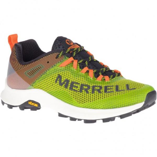 Merrell MTL Long Sky Damen Laufschuh Trail - J066452 - Farbe HV Black