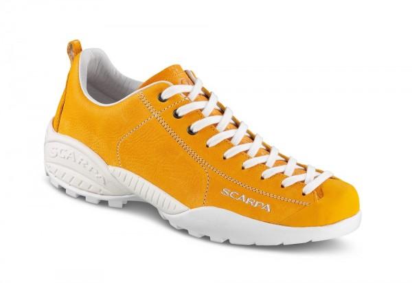 Scarpa Mojito Summer 32634-0007 - Farbe Orange - wasserabweisendes Leder