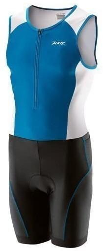 Zoot Women Trifit Team Racesuit Blue - 2603067