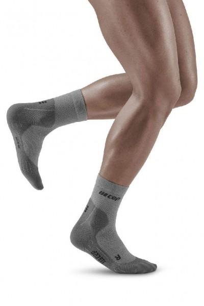 CEP Cold Weather Mid Cut Socks Herren - Kompressionssocken mit Merinokomfort - WP3CU