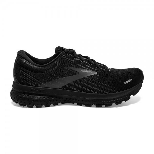 Brooks Ghost 13 2A-Weite (schmal) Damen Laufschuh Neutral - 120338 2A 072 Farbe Black/Black