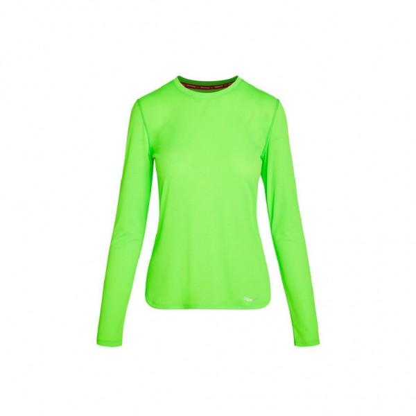 Saucony Stopwatch Long Sleeve Damen - Laufshirt langarm - SAW800272