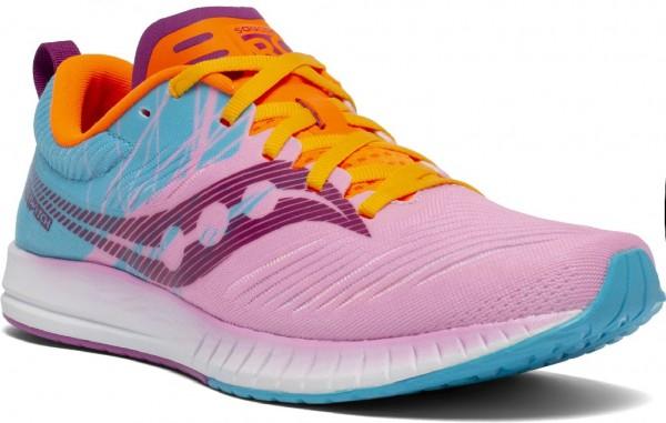 Saucony Fastwitch 9 Damen Wettkampfschuh - S19053-25 - Farbe Future Pink
