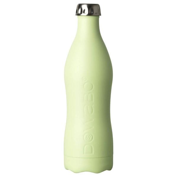 DOWABO einwandige Edelstahl-Flasche - 1200 ml Grasshopper - DS-120-coc-gra