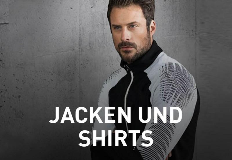 UYN - Jacken und Shirts