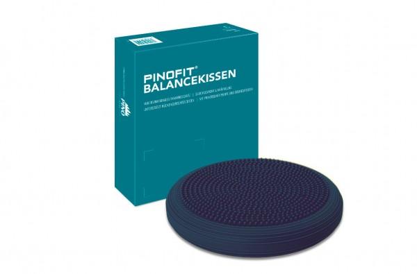 Pinofit Balancekissen Deep Blue inkl. Ballpumpe - Durchmesser ca. 33 cm - 43144