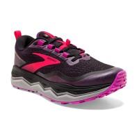 Brooks Caldera 5 Damen Laufschuh Trail - 120341 1B 020 Farbe Black/Fuschia/Purple