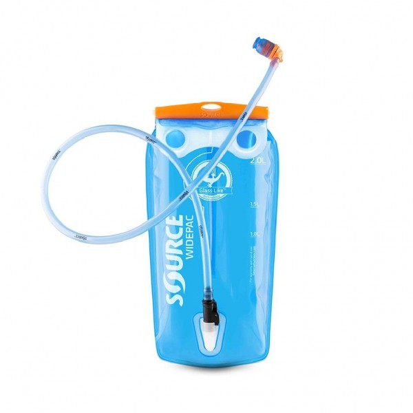 Source Widepack LP Low Profile Trinksystem - Trinkblase 2l - 2061880202 Blue