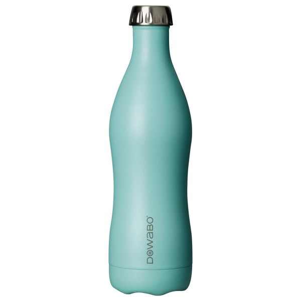 DOWABO Isolierflasche - Edelstahl Flasche - 750 ml Cocktail Collection Swimming Pool - DO-075-coc-swi